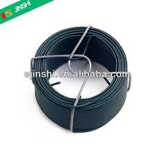 tie wire plastic pe pvc coated wire