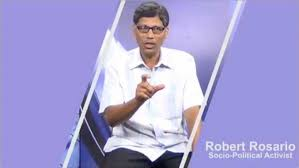 An Interview with Robert Rosario: A Campaigner against Religion as Mafia |  | Jagrit Bharat