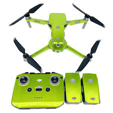 Fluorescent Stickers Skin Sticker For Dji Mavic Air 2 Rc Drone Accessories Body Protection Film Remote Controllers 2 Batteri Camera Drone Decals Aliexpress