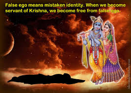 false ego spiritual quotes by iskcon desire tree