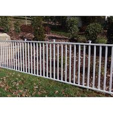 Zippity Outdoor Products 4 Ft H X 7 6 Ft W Birkdale Semi Permanent Garden Fence Panel Reviews Wayfair Garden Fence Panels Backyard Fences Fence Design