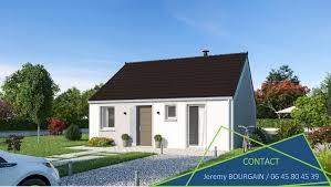 maison plain pied 2 chambres 65 m²