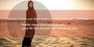 kata mutiara islam bahasa inggris singkat bijak kata kata