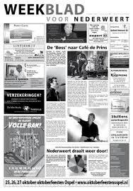 2013w40 By Nederweert24 Issuu