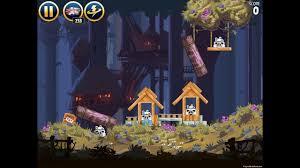 Angry Birds Star Wars 5-1 Moon of Endor 3 Star Walkthrough - YouTube