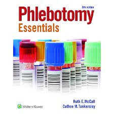 Phlebotomy Essentials by McCall, Ruth (9781451194524)