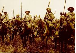 world war i role of indian army in