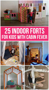 25 Indoor Forts For Kids With Cabin Fever