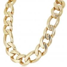 thick gold chains for men heavy