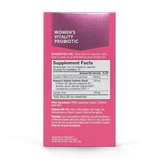 Probiogen PROBIOGEN Women's Daily Vitality Probiotic: Smart Spore ...