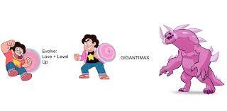 Pokémon x Steven Universe Meme I Made (spoilers) : stevenuniverse