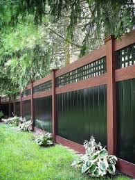 Best Simple Fence Ideas In 2020 Backyard Fences Backyard Landscaping Backyard