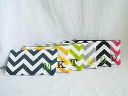 set of 6 bridesmaid clutches