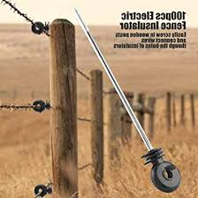 Electric Fence Insulators For Sale Only 4 Left At 70