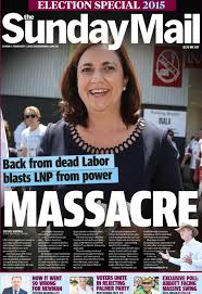 dark future. The Liberal National Party ...