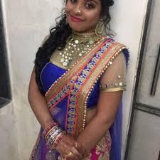 disha chaudhari makeup artist
