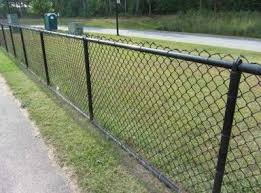 Get Beautiful Fence And Gate Design Ideas Splendid Installing Chain Link Fence Bottom Wire Page Black Chain Link Fence Chain Link Fence Fence Landscaping