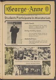 Students Participate In Moratorium