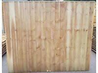 Feather Edge Fence Panels For Sale Fences Fence Posts Gumtree