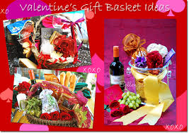 homemade valentine s day gift basket