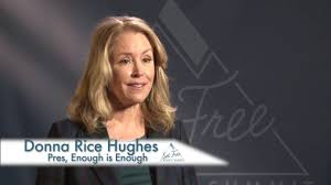 Donna Rice Hughes - YouTube
