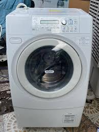 Máy giặt SANYO AWD-AQ4500-R(W) giặt 9kg Sấy 6kg - 8.000.000đ