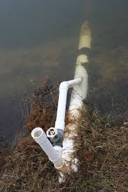 pond piping don t let it just sit