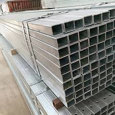 Chinagalvanized Steel Pipe Metal Fence Post Ms Gi Square Tube Hollow Section On Global Sources