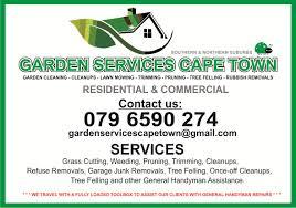 garden services cape town cape town