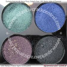 sleek makeup s arabian nights i divine