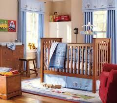 Pottery Barn Kids Ryder Train Boys Crib And 50 Similar Items