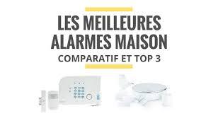les meilleures alarmes maison sans fil