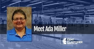 Meet Ada Miller - Kent Elastomer Products