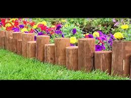 Creative Garden Border Fence Ideas You Shoud Try Youtube