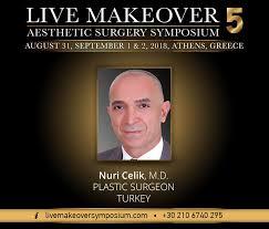 Dr. Nuri Celik 🇹🇷 will present... - Live Makeover 6 Aesthetic Surgery  Symposium | Facebook