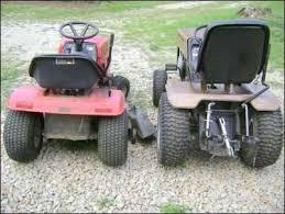 pint size plow horses garden tractors