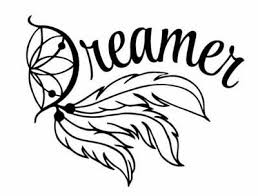 Dream Catcher Design Art Fun Window Bumper Vinyl Decal Jdm Sticker 11 5cmx17 8cm