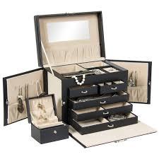 organizer storage with mini travel case
