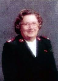Major Glenna Mae West - Groce Funeral Home