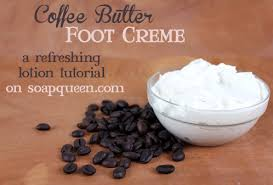 coffee er foot creme soap queen