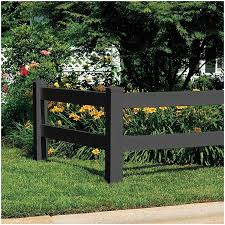 Outdoor Essentials 5 In X 5 In W X 5 Ft H Black Vinyl End Fence Post In The Vinyl Fence Posts Department At Lowes Com