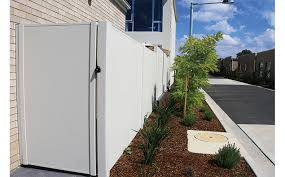 Solid Yet Lightweight Gate Kit From Modular Wall Systems Fencing Gardening Landscaping Renovating