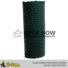 S Lon Guardian Grade A Chain Link Fencing Galvanized And Pvc Coated