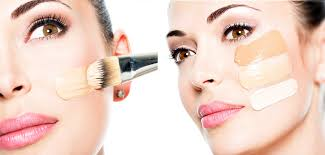 steps to apply makeup base saubhaya