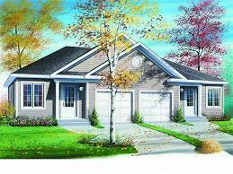 duplex floor plans duplex house plans