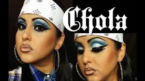 chola makeup tutorial you