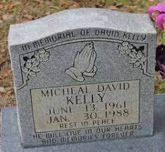 Michael David Kelly (1961-1988) - Find A Grave Memorial