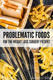 foods after weight loss surgery