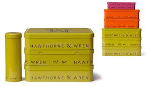 Hawthorne & Wren packaging by A3 Design