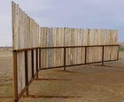 Windbreak Panels Real Tuff Livestock Equipment